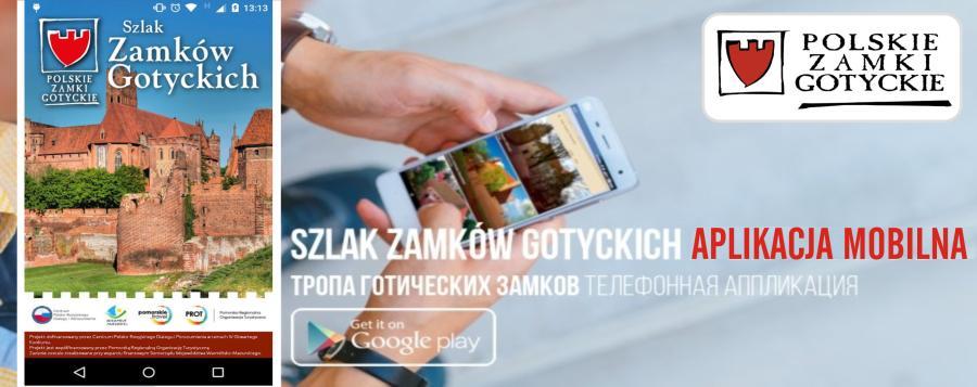 aplikacja zamki
